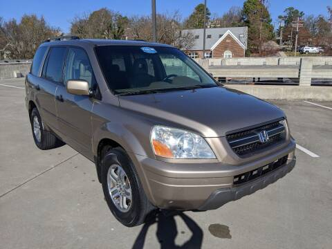 2003 Honda Pilot for sale at QC Motors in Fayetteville AR