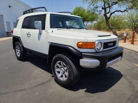 2014 Toyota FJ Cruiser for sale at NEW UNION FLEET SERVICES LLC in Goodyear AZ
