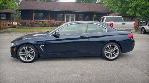 2018 BMW 4 Series for sale at Victory Motor Company in Conroe TX