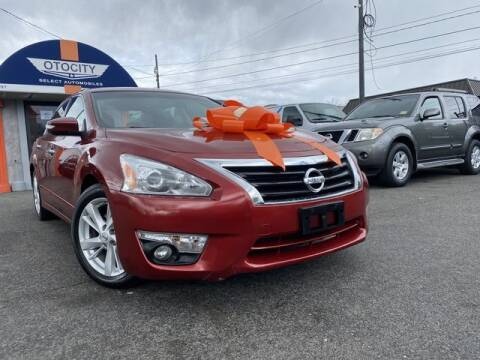 2015 Nissan Altima for sale at OTOCITY in Totowa NJ