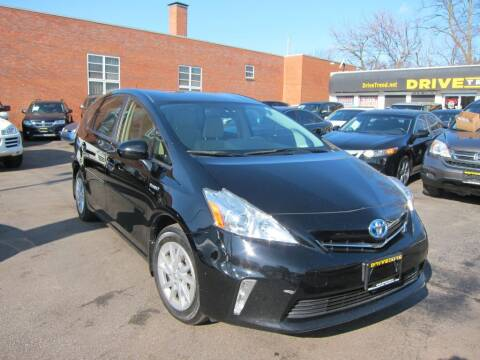 2013 Toyota Prius v for sale at DRIVE TREND in Cleveland OH