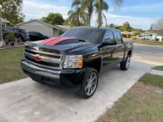 2007 Chevrolet Silverado 1500 for sale at Low Price Auto Sales LLC in Palm Harbor FL
