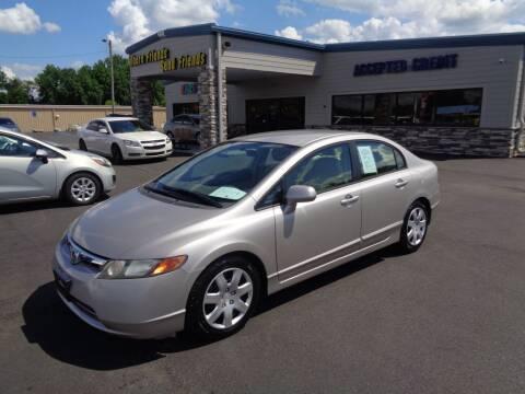 2006 Honda Civic for sale at KARS R US of Spartanburg LLC in Spartanburg SC