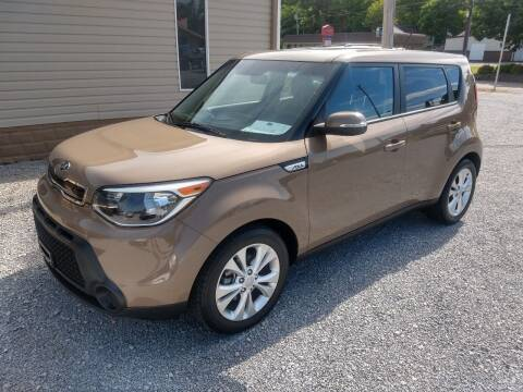 2014 Kia Soul for sale at Wholesale Auto Inc in Athens TN
