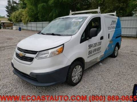2016 Chevrolet City Express Cargo for sale at East Coast Auto Source Inc. in Bedford VA