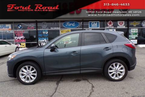 2013 Mazda CX-5 for sale at Ford Road Motor Sales in Dearborn MI