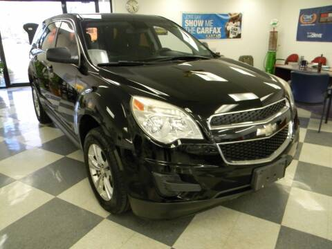 2014 Chevrolet Equinox for sale at Lindenwood Auto Center in St.Louis MO