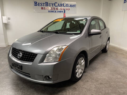 2009 Nissan Sentra for sale at Best Buy Car Co in Independence MO