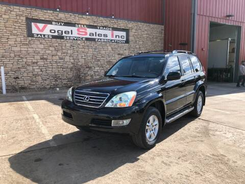 2007 Lexus GX 470 for sale at Vogel Sales Inc in Commerce City CO