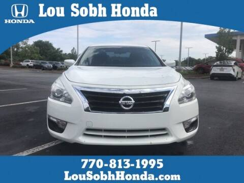 2015 Nissan Altima for sale at Southern Auto Solutions - Lou Sobh Honda in Marietta GA
