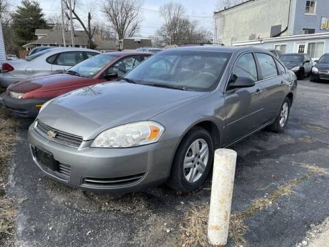 2007 Chevrolet Impala for sale at JC Auto Sales in Belleville IL