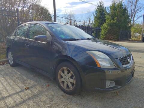 2010 Nissan Sentra for sale at CRS 1 LLC in Lakewood NJ