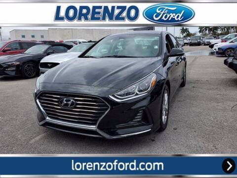 2018 Hyundai Sonata for sale at Lorenzo Ford in Homestead FL