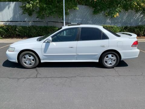 2001 Honda Accord for sale at BITTON'S AUTO SALES in Ogden UT