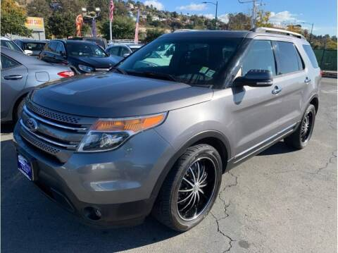 2014 Ford Explorer for sale at AutoDeals in Daly City CA