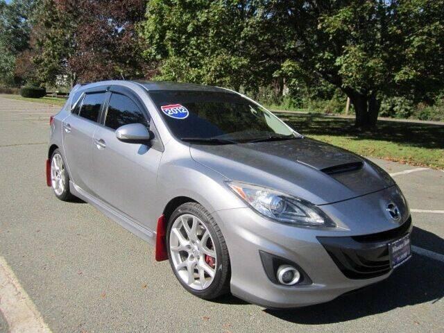 2012 Mazda MAZDASPEED3 for sale at Master Auto in Revere MA