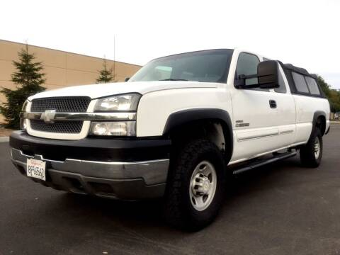 2003 Chevrolet Silverado 2500HD for sale at 707 Motors in Fairfield CA