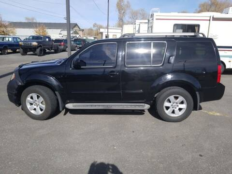 2009 Nissan Pathfinder for sale at Freds Auto Sales LLC in Carson City NV