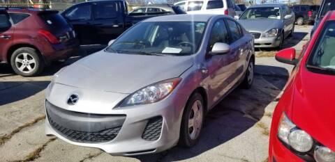 2013 Mazda MAZDA3 for sale at DREWS AUTO SALES INTERNATIONAL BROKERAGE in Atlanta GA