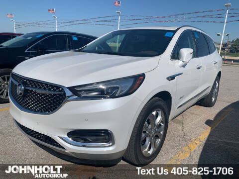 2018 Buick Enclave for sale at JOHN HOLT AUTO GROUP, INC. in Chickasha OK