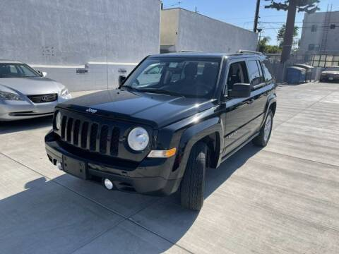 2012 Jeep Patriot for sale at Hunter's Auto Inc in North Hollywood CA