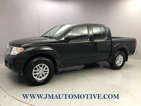 2016 Nissan Frontier for sale at J & M Automotive in Naugatuck CT