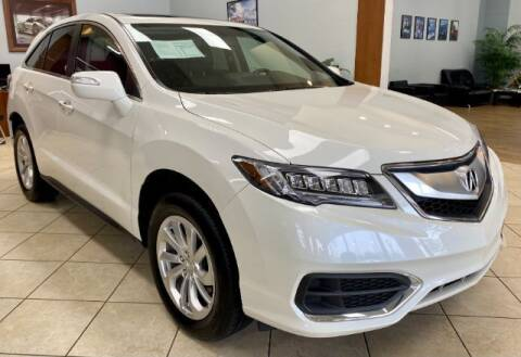 2018 Acura RDX for sale at Adams Auto Group Inc. in Charlotte NC