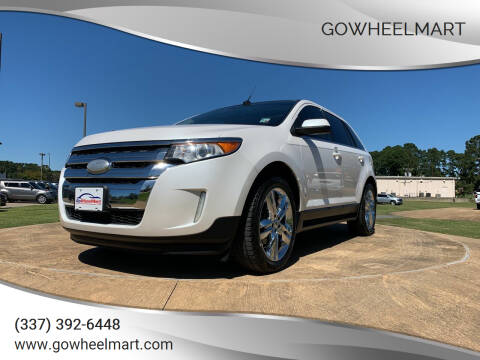 2013 Ford Edge for sale at GoWheelMart in Leesville LA