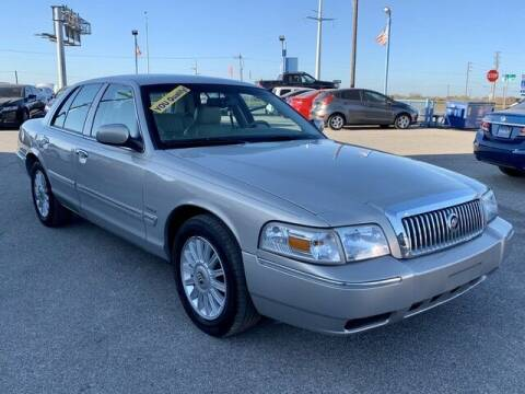 2010 Mercury Grand Marquis for sale at Stanley Direct Auto in Mesquite TX