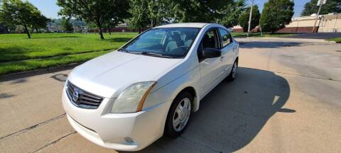 2010 Nissan Sentra for sale at World Automotive in Euclid OH