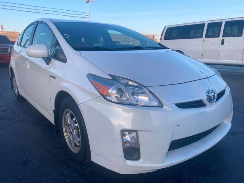 2010 Toyota Prius for sale at VIP Auto Sales & Service in Franklin OH