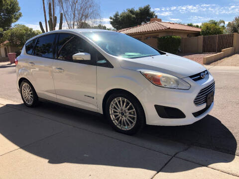 2015 Ford C-MAX Hybrid for sale at Arizona Hybrid Cars in Scottsdale AZ