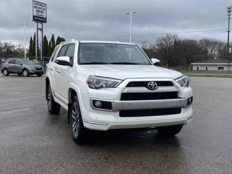 2017 Toyota 4Runner for sale at Betten Baker Preowned Center in Twin Lake MI
