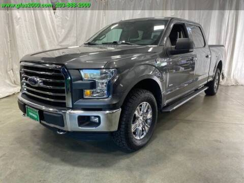 2015 Ford F-150 for sale at Green Light Auto Sales LLC in Bethany CT