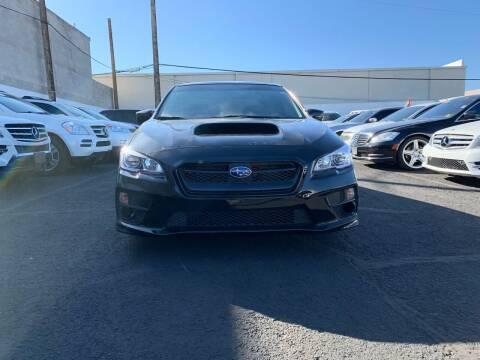 2017 Subaru WRX for sale at Auto Center Of Las Vegas in Las Vegas NV