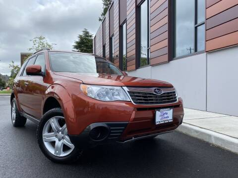 2010 Subaru Forester for sale at DAILY DEALS AUTO SALES in Seattle WA