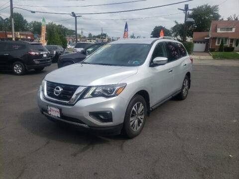 2018 Nissan Pathfinder for sale at PAYLESS CAR SALES of South Amboy in South Amboy NJ