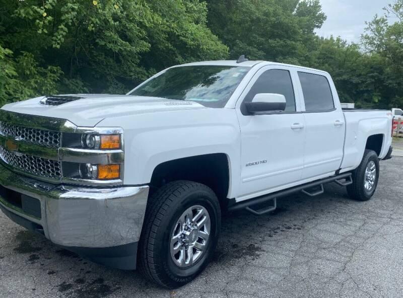 2019 Chevrolet Silverado 2500HD for sale at Jake's Enterprise and Rental LLC in Dalton GA
