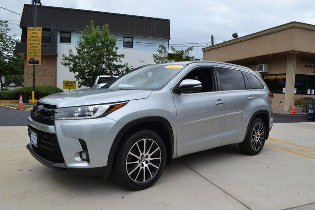 2018 Toyota Highlander for sale at Father and Son Auto Lynbrook in Lynbrook NY