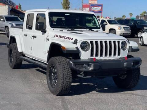 2020 Jeep Gladiator for sale at Curry's Cars Powered by Autohouse - Brown & Brown Wholesale in Mesa AZ