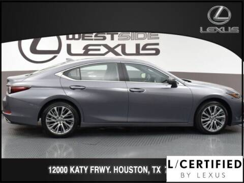 2021 Lexus ES 350 for sale at LEXUS in Houston TX