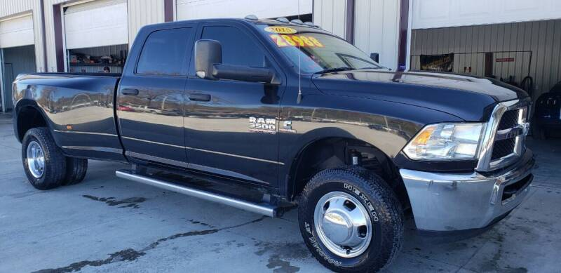 2015 RAM Ram Pickup 3500 for sale at COOPER AUTO SALES in Oneida TN