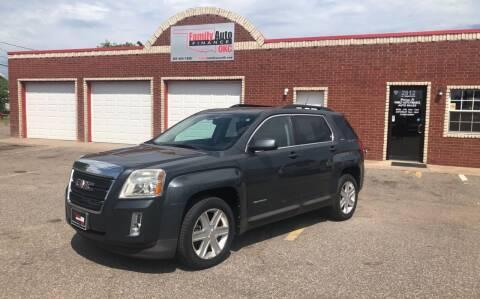 2011 GMC Terrain for sale at Family Auto Finance OKC LLC in Oklahoma City OK