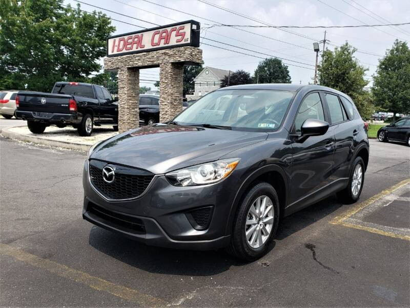 2014 Mazda CX-5 for sale at I-DEAL CARS in Camp Hill PA