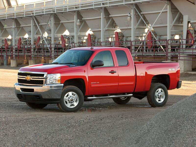 2012 Chevrolet Silverado 2500HD for sale at TTC AUTO OUTLET/TIM'S TRUCK CAPITAL & AUTO SALES INC ANNEX in Epsom NH
