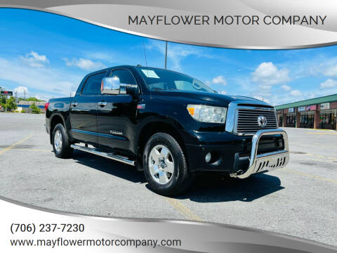 2011 Toyota Tundra for sale at Mayflower Motor Company in Rome GA