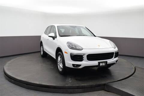 2016 Porsche Cayenne for sale at M & I Imports in Highland Park IL
