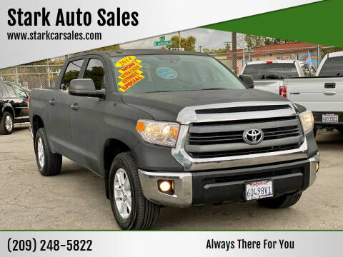 2014 Toyota Tundra for sale at Stark Auto Sales in Modesto CA