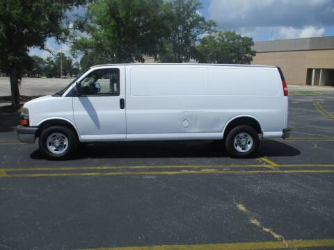 2012 Chevrolet Express Cargo for sale at A & P Automotive in Montgomery AL