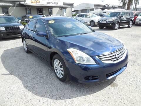 2012 Nissan Altima for sale at DMC Motors of Florida in Orlando FL